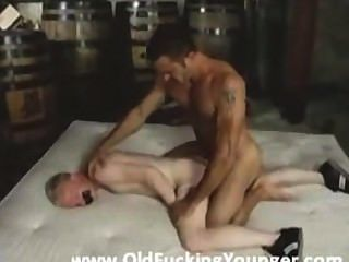 Dominant Man Fucking A Sub Boy