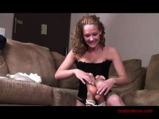 Mari Hogtie Dirty Feet Tickling