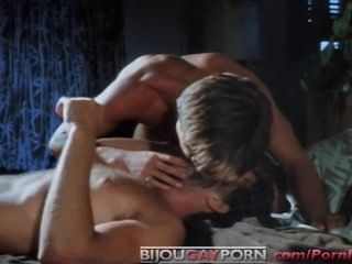 Romantic Sex Scene From The Idol (1979) - Classic Gay Porn