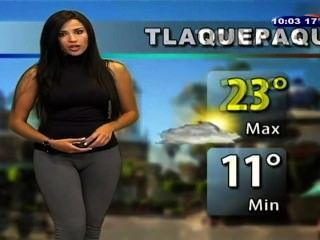 Weather Girl