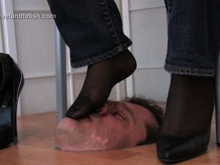 German Foot Domination Kathrin 2