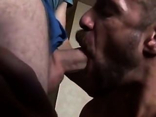 Older Man Getting Sucked By Mature