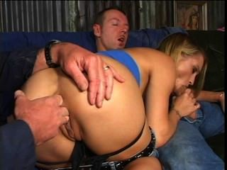 White Trash Whore 27 - Scene 2