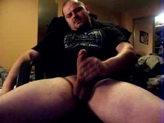 Str8 Muscle Boy Jerk Off