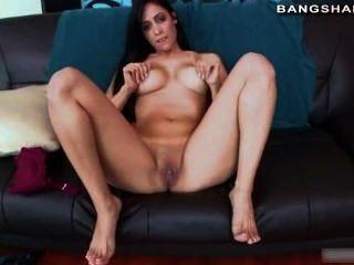 Latina Pornstar Nadia Lopez Gets Fucked Hard