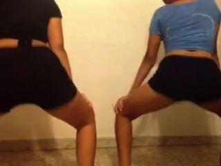 Puerto Rican Sisters Sexy