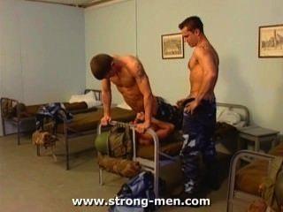 Military Group Hardcore Sex