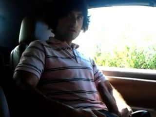 Spaniard Pornstar Jacking In Car