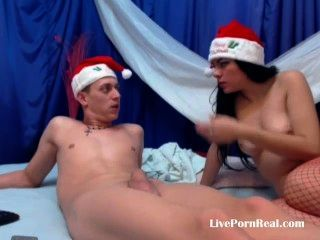 Hot Sweet Couple Sucking And Fucking(2)