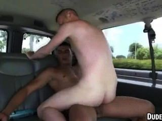 Sexy Amateur Hunks Are Having Hot Anal Sex And Get Off