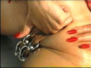 Anal Fist - Extreme Piercing (lesbian Fisting)