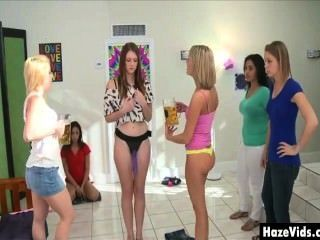 To Become Member Of The Sorority These Girls Has To Obey The Fullest.