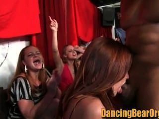 Amateur Babes Hungry For Stripper Juice