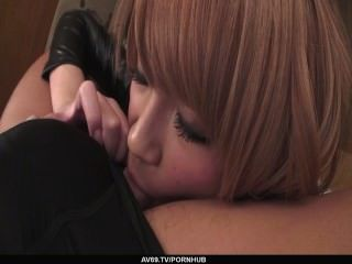 Sumire Matsu´s Tight Pussy Gets Creampied