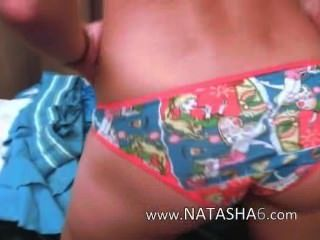 Natashas Extreme Live Show Just For You