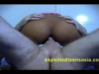 Marie Filipino Amateur Teen Takes It Deep In Her Tight Hole Perfect Butt