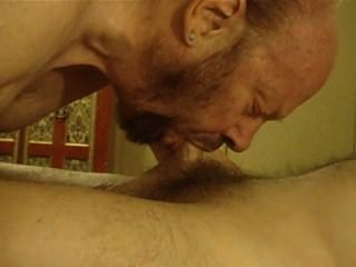 Sucking A Cock Just Before It Fucks Me