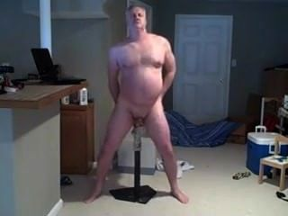 Webcam Dildo Old Man