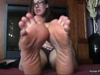 Doggy Style Feet