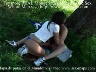 Puta Argentina En La Reserva Ecológica