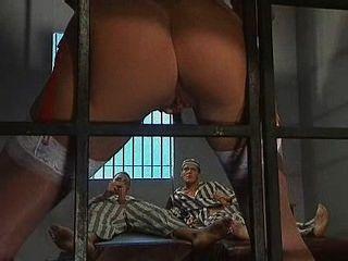 Mona Lisa - Nurse Taking Semen Samples From Inmates