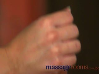 Massage Rooms Horny Beauty With Massive Tits Gets Fucked By Big Cock