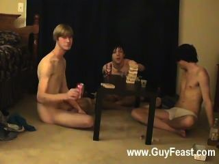 Hot Gay Sex Trace And William Acquire Together With Their Recent Ally