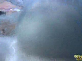 September Carrino Underwater