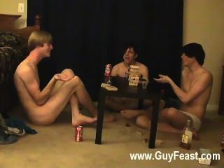 Gay Sex Trace And William Get Jointly With Their Fresh Friend Austin For