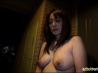 Breast Milk Spilling Out Asian Wife 2