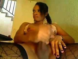 Tranny On Webcam