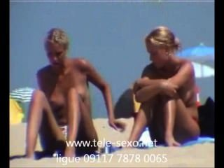 Cute Blonde Girls At Beach Hidden Cam Www.tele-sexo.net 09117 7878 0065
