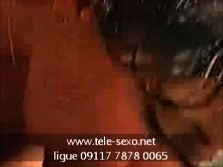 Brunette Girl Sucks tele-sexo.net 09117 7878 0065