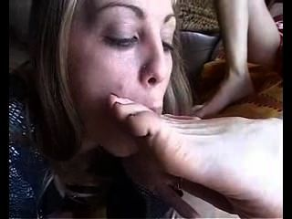 Tatiana Erica Foot Fetish 2 Part 4