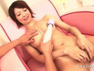 Japanese Teen With Spread Pussy