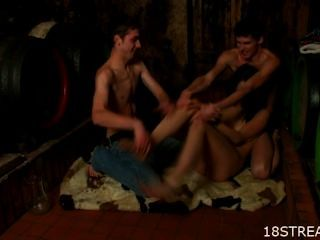 Steamy Hot Threesome Sex