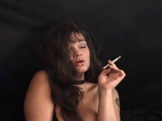Smoking Milf Angel Denise Smoking Fetish