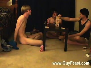 Gay Video Trace And William Get Together With Their Fresh Pal Austin For