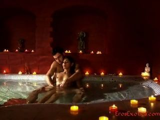 Tantrik Massage Erotic Foreplay Part 1