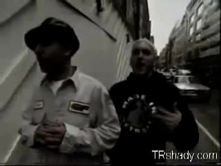 Eminem Shows His Ass 2