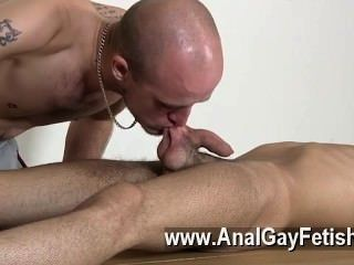 Sexy Gay Dom Stud Kieron Knight Has A Killer Youthfull Lad To Play With