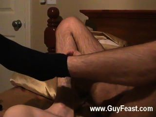 Gay Xxx Trace Wakes Up A Sleeping William When He Needs His Cock