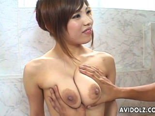 Hot Miu Satsuki Stimulated In A Spa Uncensored.