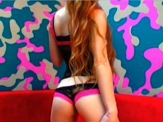 Cute Angie Ass Tease