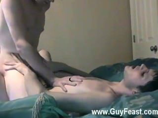 Gay Xxx Real Life Boyfriends Nathan And Lucas Came To Us To Ravage On