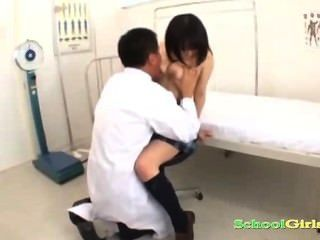 Busty Schoolgirl Getting Her Nipples Vacumed And Sucked Pussy Fingered And