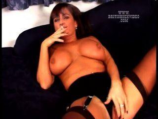 Teresa May Smoking 2