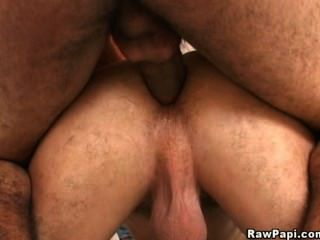 Shaved pubic hair in style