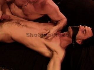 Cbt Electro Stim And Me Jacking Big Cock