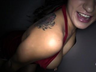 Gloryhole Latina Cum Swallower